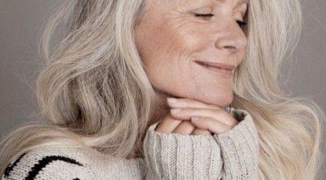 Kako da biste dobili osloboditi od problema sijede kose, bez boje