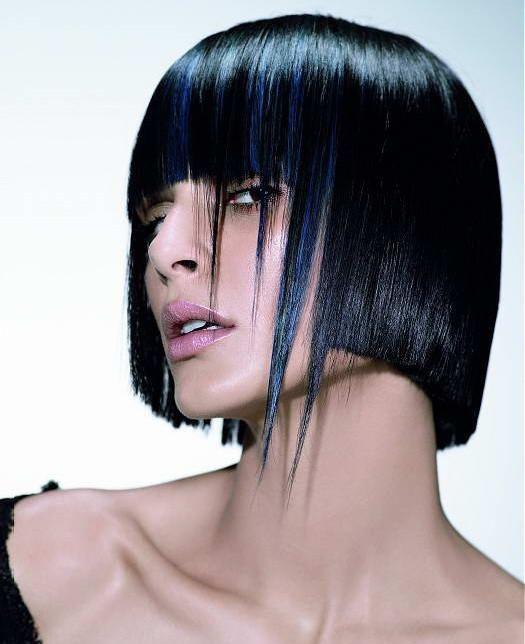 kreativni kratka frizura