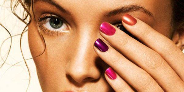 kombinacija boja u boji manikuru