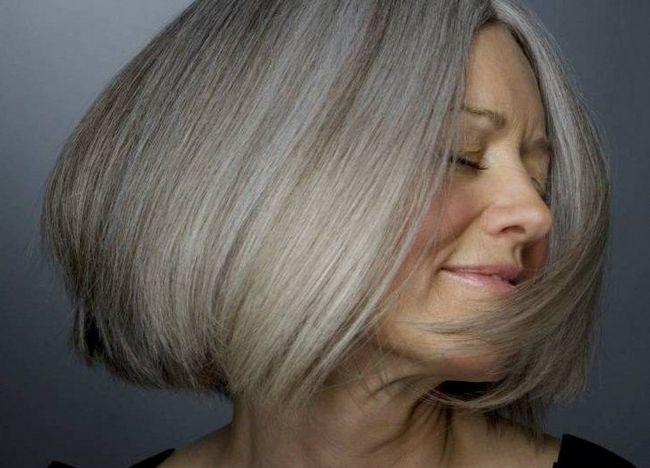 Nijanse sive kose