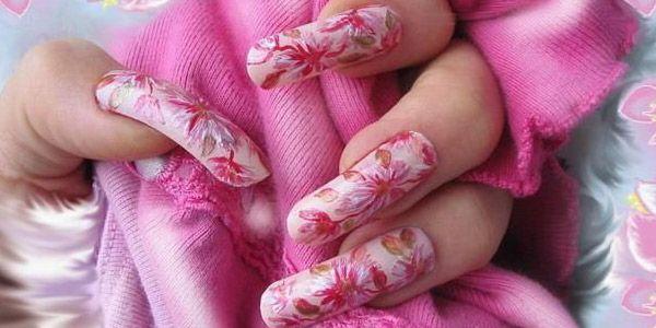 glamurozni manikura