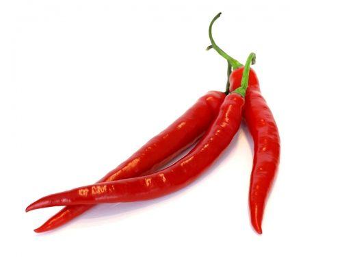crvena paprika gubitak kose