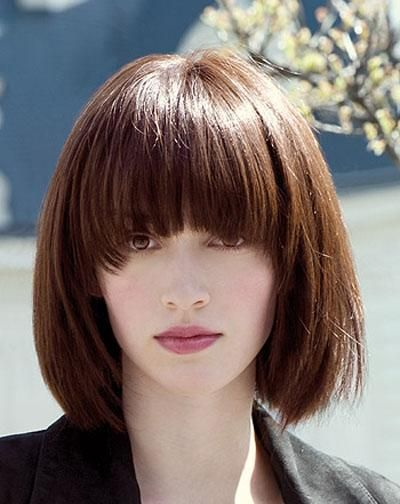 Šiške za srednje dužine kose