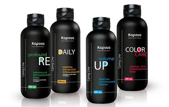 Foto: šamponi Kapus
