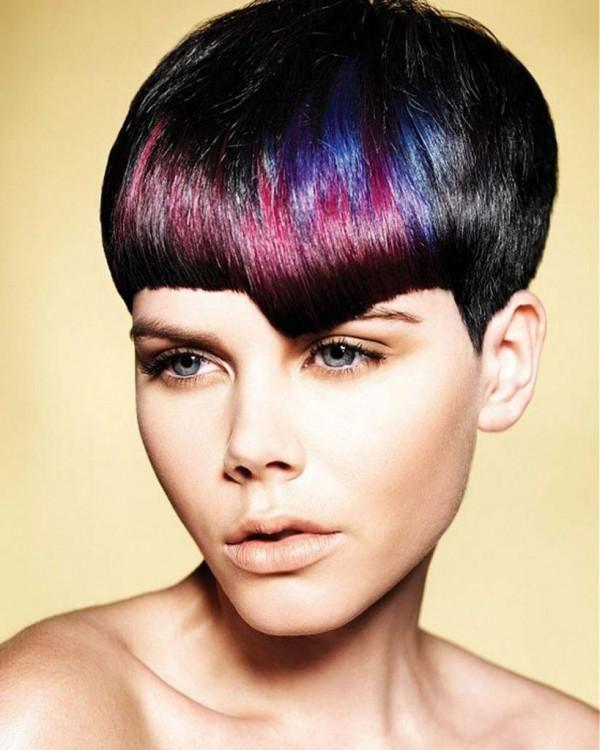 ultra-kratka frizura