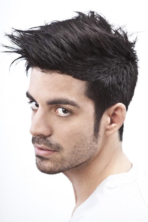 Kratke muške frizure